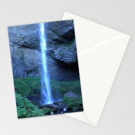 Latourell Falls II Stationery Cards
