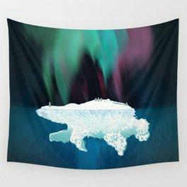 Polar Ice Wall Tapestry
