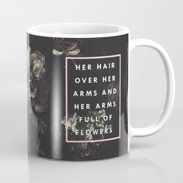 Arms Full Of Flowers Coffee Mug