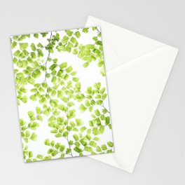 Ginko Leaves Stationery Cards