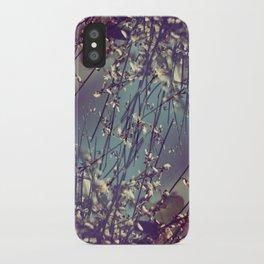Flower Flip iPhone Case