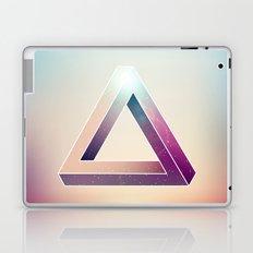 Penrose Triangular Universe Laptop & iPad Skin