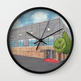 Dunder Mifflin Scranton Business Park Wall Clock