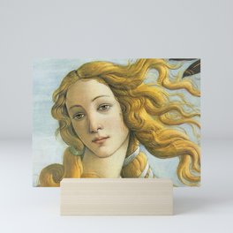Botticelli Birth Of Venus Mini Art Print