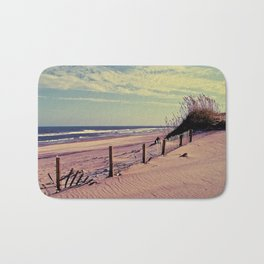 Windswept Beach Bath Mat