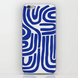 S and U iPhone Skin