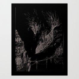 found Art Print