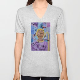 Some Great Thing Augustine Unisex V-Neck