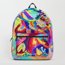 Wassily Kandinsky Fugue Backpack