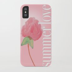 Summer  Slim Case iPhone X