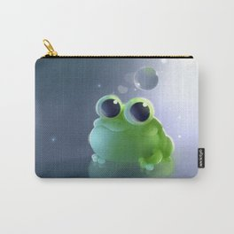 Apple Frog Carry-All Pouch