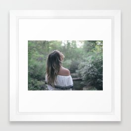 Higher Calling Framed Art Print