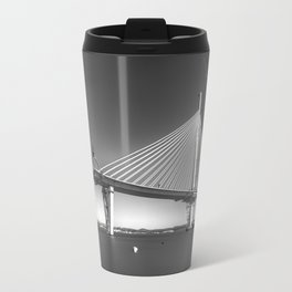 Queensferry Crossing Under Construction Travel Mug