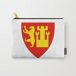 Flag of frederikstad Carry-All Pouch