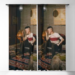 Rich Brian Sailor Blackout Curtain