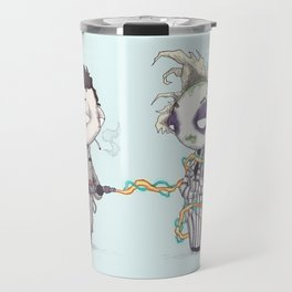 Ghost With The Most Travel Mug