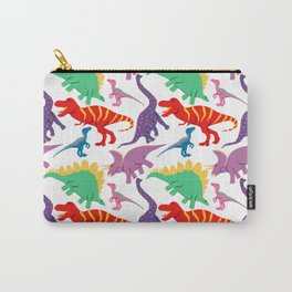Dinosaur Domination - Light Carry-All Pouch