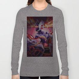 DJ Sona - League of Legends Long Sleeve T-shirt