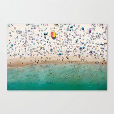 Bondi Rescue Canvas Print