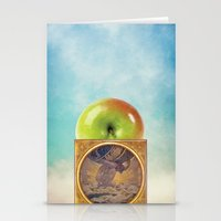 atlas Stationery Cards featuring Atlas by JPvR