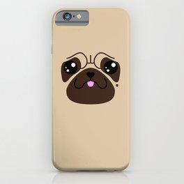 VITO the pug (Chibipalz) iPhone Case