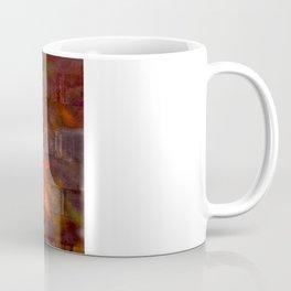 Fiery Wall Coffee Mug