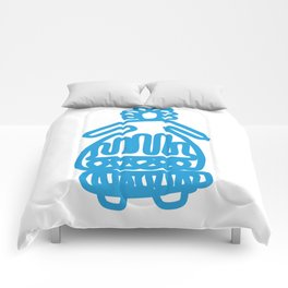 Snow Girl Comforters