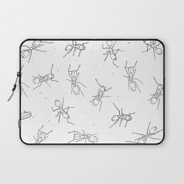 Ants and cake Laptop Sleeve