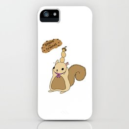 Kookie the Bear and Friends iPhone Case