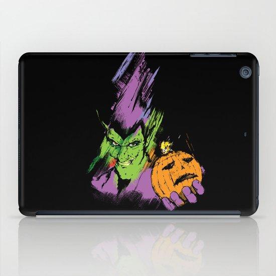 The Green Goblin iPad Case