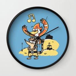 BANJOOOOOOOH! Wall Clock
