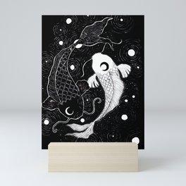 Avatar moon spirit Mini Art Print