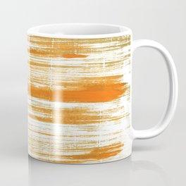 Tigers eye abstract Coffee Mug