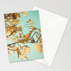 Golden Touch Stationery Cards