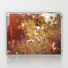 golden dandelions. Laptop & iPad Skin