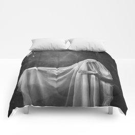 Mutatio Spiritus Series 2 - Original Photograph Comforters