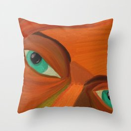 KRP Throw Pillow