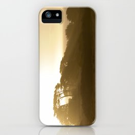 Point Cabrillo Headlands - Northern California Coast iPhone Case
