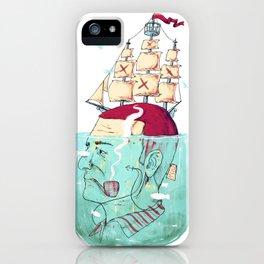 Ship Head iPhone Case
