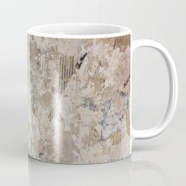 Empty Subway Ad Space Coffee Mug