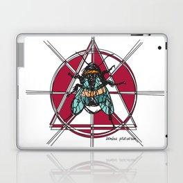 Bombus Pascuorum Laptop & iPad Skin
