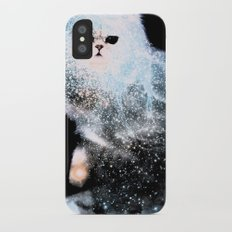 Celestial Cats - The Persian and the Ashes of the First Stars Slim Case iPhone X