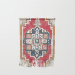 Rugs- Red Wall Hanging