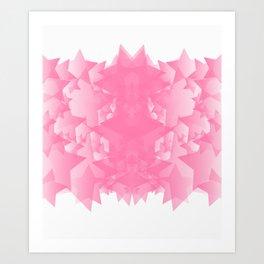 Baesic StarGirl Art Print