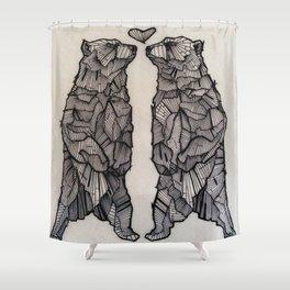 Same Love Shower Curtain
