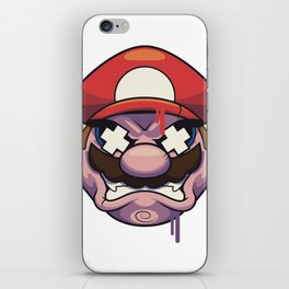 It's me..Angry Mario iPhone Skin