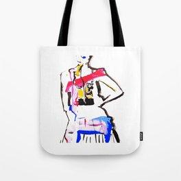 DANCE1 Tote Bag