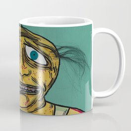 Fatty & His Pet Dil Coffee Mug