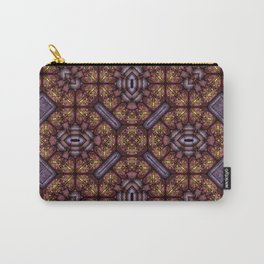 Victorian Art Deco Medieval Pattern SB15 Carry-All Pouch