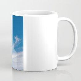 Seahorse cloud formation Coffee Mug